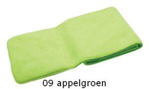 kindersjaal appelgroen