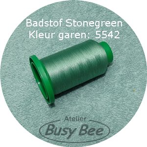 5542 stone green