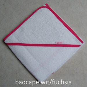 badcape wit fuchsia
