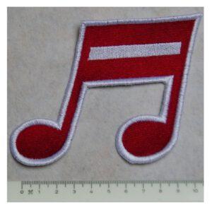 badge muzieknoot