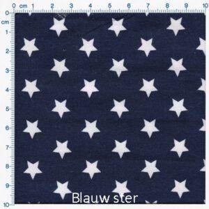 Blauw ster
