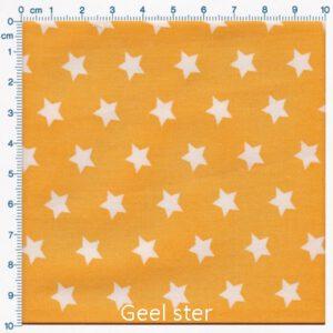 Geel ster
