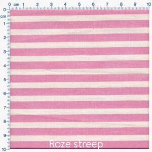 Roze streep